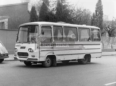 Bus Fiat 625 RN carrozzeria Van Hool