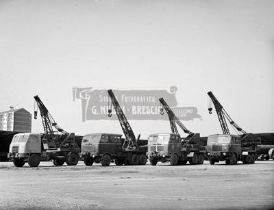 carrozzeria Viberti serie di camion gru VF 180